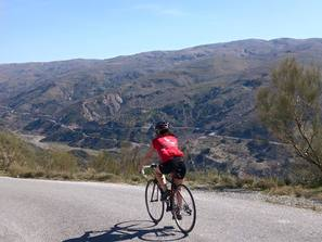 Cycle Sierra Nevada Cycle Spain Winter training camp Yoga for Cyclists