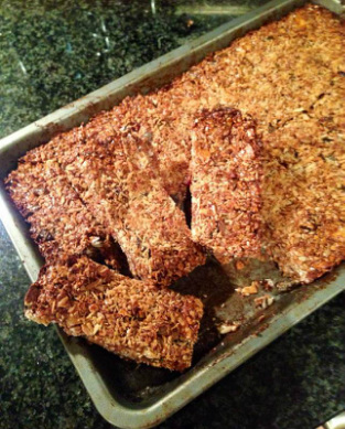 GLUTEN FREE POWER BARS