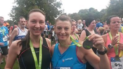 Dublin half marathon physical therapy sinead kennedy