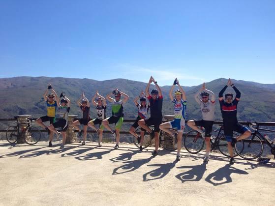 Cycling & Yoga Holiday, Sierra Nevada, Spain, March 2015