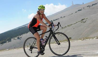 Sinead Kennedy Health and wellness yoga for cyclists tv author celebrity