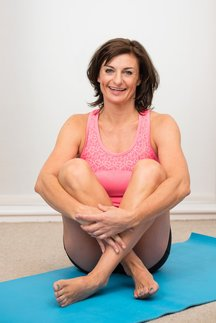 SInead Kennedy improve your posture yoga pilates physical therapy yoga for cyclists