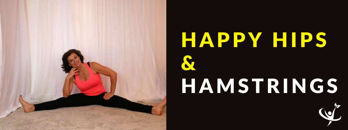 Happy hips and hamstrings